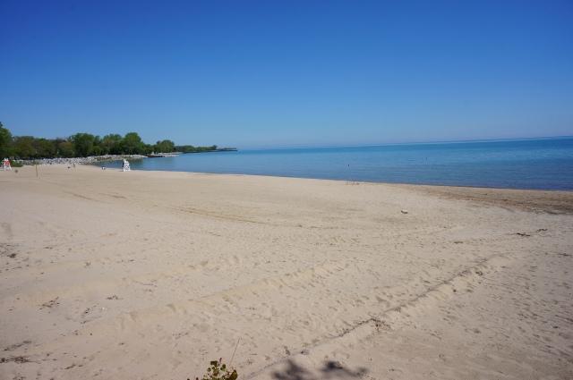Evanston IL South Blvd Beach