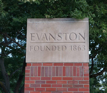 Evanston-Founded