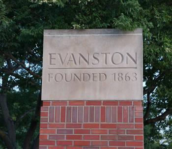 Evanston-Founded